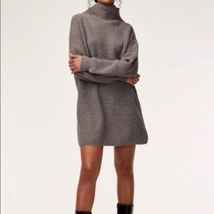 ARITZIA Wilfred Montpellier Sweater Dress Size XS